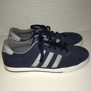 Adidas NEO Label Ortholite Sneakers Size 9 1/2